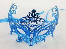 Hot sale plastic party mask