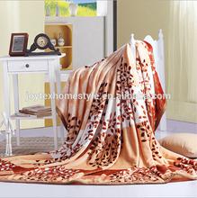 New Design Indian Cosy Fleece Blanket .China Manufacturer.
