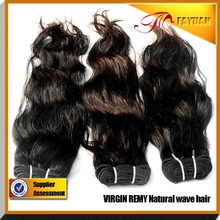 Fayuan unprocessed 100% virgin hair extensions for black hair