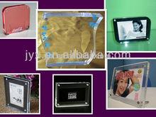 Factory price magnetic photo frame fridge acrylic 40x60cm