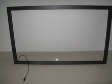 touch screen bezel for LCD for advertising,entertainment,public