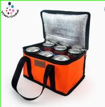 Promotional Waterproof Folding Picnic Travel single insulating portable Cooler Bag
