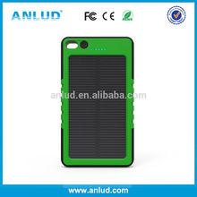 2015 new arrival ALD-P02 8000mAh solar mobile phone charger, mobile phone solar charger