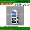 Coin prise CE approuvé self service équipement de lavage de voiture pour vente