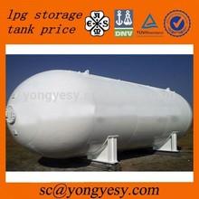 LPG storage tank price