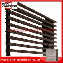 advertising led display screen / led panel / transparent led strips easy setup led display screen module price