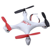 Remote Control Toys JJRC 1000A RC helicopter 4CH 2.4GHz 6 Axis Gyro LCD RC Quadcopter Mode 2 Red&White pk SYMA X5C Free Shipping