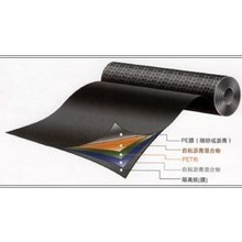 Roofing and waterproofing Self-adhesive membranes