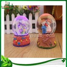 2014 popular lover crystal ball,gift supply