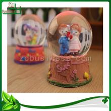2014 popular lover seven color crystal ball light,gift supply