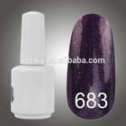 15ml NP-683 600 Colors Common Nail Shellac Nail Art Polish