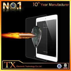 For ipad mini Tempered Glass Screen Protector with factory price