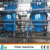 Remont high efficiency vertical pressure leaf filter
