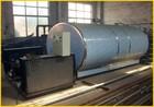 6000L stainless steel milk tank cooler