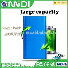 Good news ! Wholesale 20800mah power bank 20000mah power bank