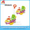 Xr0620 Amusementang plastic toy kids triciclo bebê carro andando