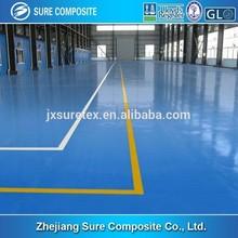 non-slip indoor sports flooring epoxy ,epoxy floor material