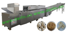 China professional supplier pistachio bar rice ball machine