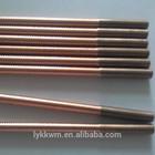WCu alloy rod bolts manufacturer in China