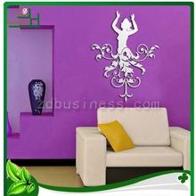 wall mirror muslim wedding decoration
