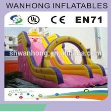Halloween forest , jungle inflatable slide
