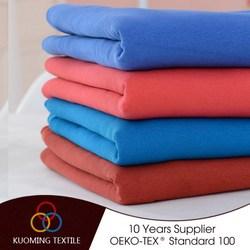 Top grade unique cotton polyester stripe bedding fabric