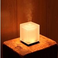 Glass decorative beautiful air humidifier