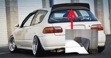 Car spoiler for honda civic 92-95 EG6 BYS Style 3Drs Hatchback
