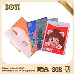 file cover decoration,pp folder