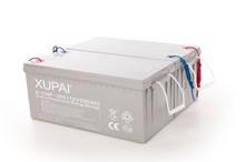 12V 200 Ah battery for solar lighting solar panel project