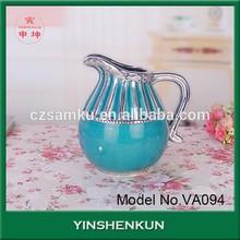 Home Office Decoration Flower Vase Porcelain Ceramic