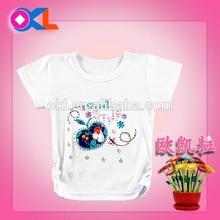 Zhejiang popular sale high quality latest kids child t shirt