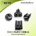 5v telefone do moblie firewire para hdmi adaptador com plugues removeis para a tabuleta adaptador de energia