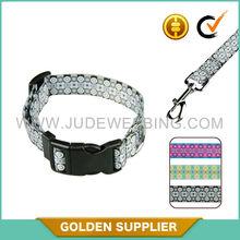 high strength factory custom nylon dog collars personalized