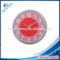 Personnalisé logo personnalisé horloge murale/horloges de style campagnard/horloge acrylique