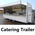 o melhor de venda de restauração móvel trailer