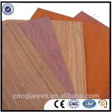 PVDF/PE both side colored coated Aluminum composite panel