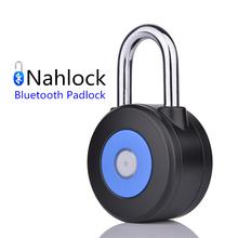 Bluetooth smart lock by silver zip lock aluminium foil bag