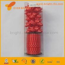 2014 de China proveedor de la cinta del satén / del árbol de navidad de la cinta del cable / elástico del cordón de la cinta