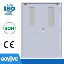 Unique design top grade fire resistant doors