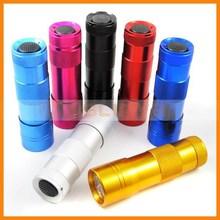 360nm 395nm 12 LED UV Flashlight Pet Urine Detector