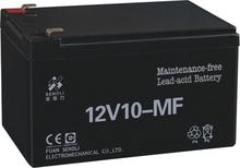 Maintenance free high rate 12v exide 9ah lead acid battery