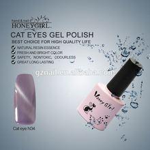 cat eye color uv led gel nail polish suppliers of nail polishes