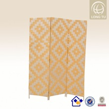 3 Panel partition curtains movable soundproof partition divider screens