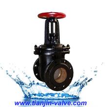Lituo manufacturer gate valve parts diagram