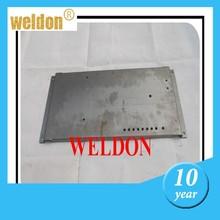 Weldon terminar cubo de aluminio