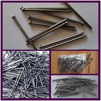 2'' finish nails/15 gauge finish nails/black finishing nails
