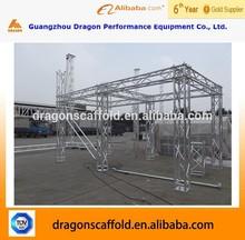 lighting tower truss