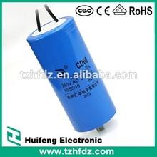 Huifeng CD60 Motor Start Capacitor 500uf 250VAC