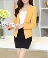 2014 de la alta calidad Slim Fit hechos a mano elegante para mujer de los trajes